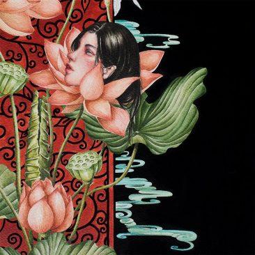 Phuong Nguyen - Awaken (Detail 2)