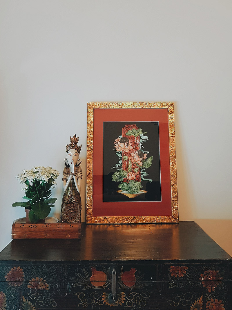 Phuong Nguyen - Awaken (Framed)