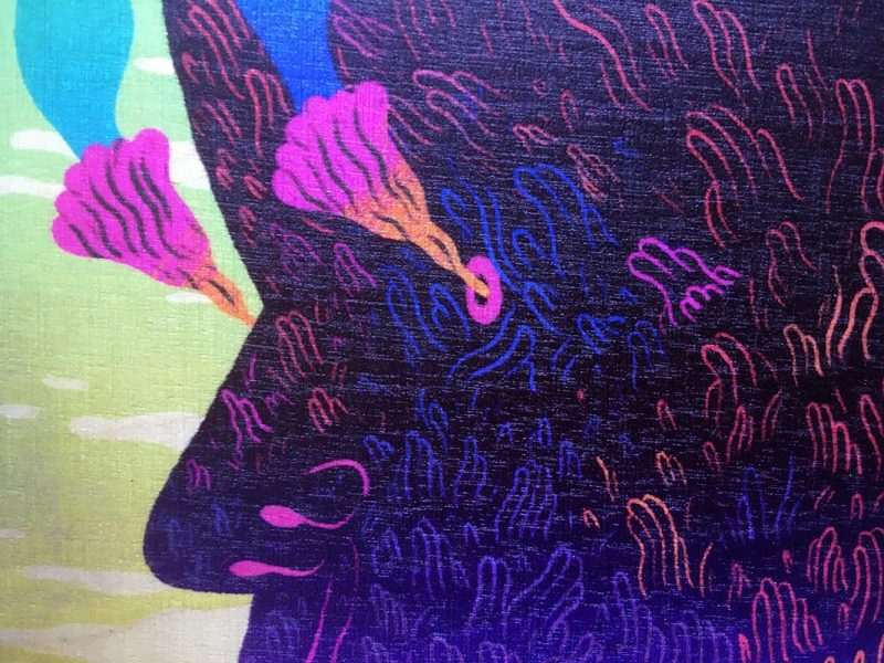 Scott Balmer - Isle of the Ancients (Print Detail 4)