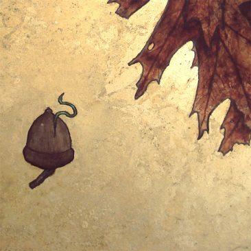 Scott Holloway - The Fall (Detail 3)