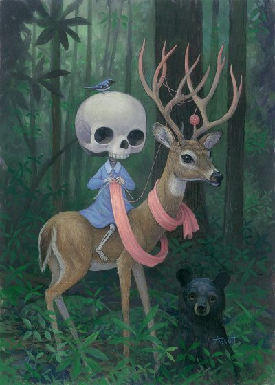 Thomas Ascott - Sense of Wander