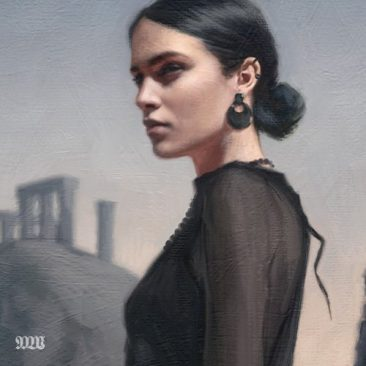 Tom Bagshaw - Cast Away I (Detail 1)