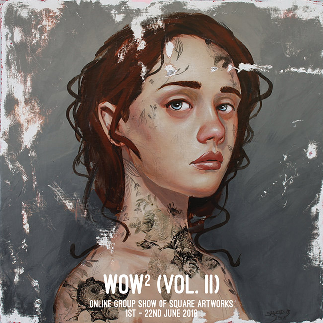 WOW² (Volume II) - Shop Thumbnail - Richard Salcido