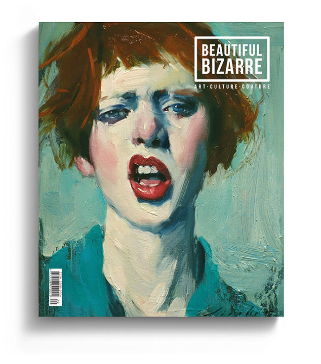 WOW x WOW - Beautiful Bizarre Magazine Issue 021