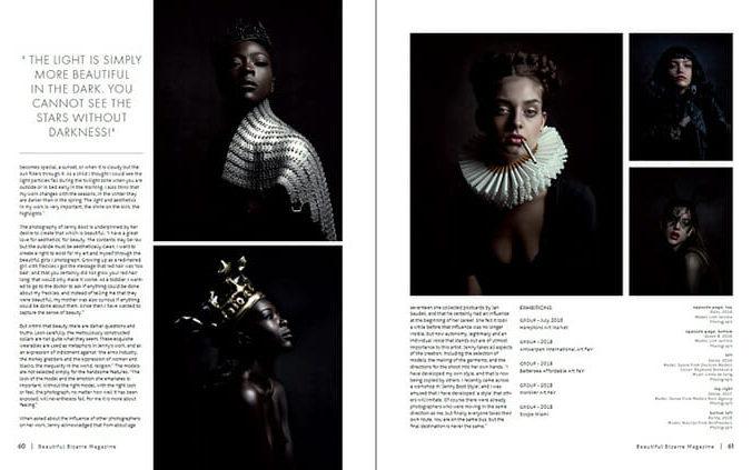 WOW x WOW - Jenny Boot - Beautiful Bizarre Magazine