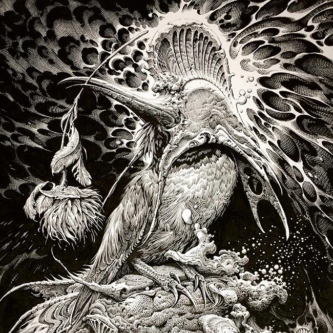 Aaron Horkey – Micro Level Drama – Artist Profile