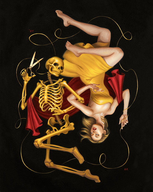 Allison Reimold - Death and the Maiden