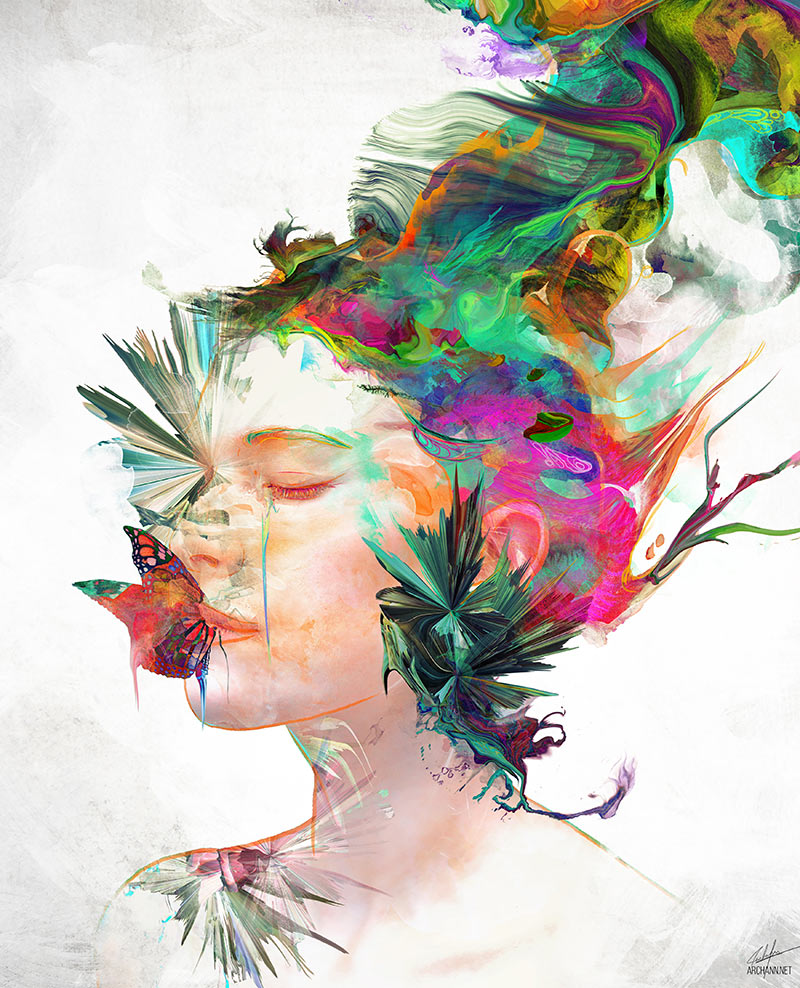 Archan Nair - Breathe Me