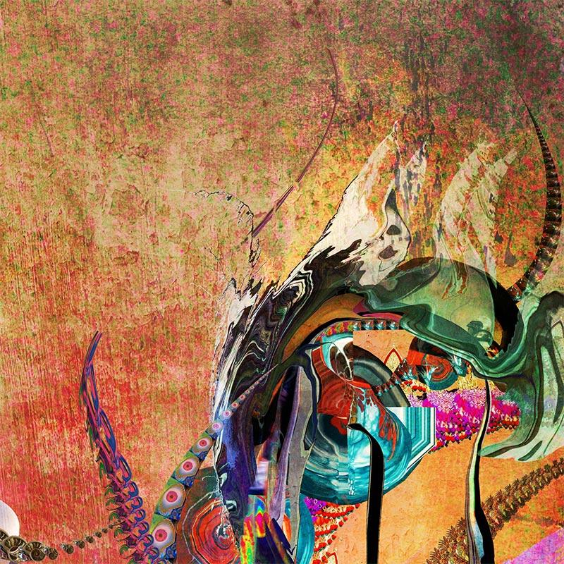 Archan Nair - Crossing Beyond (Detail 2)