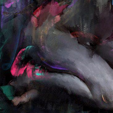 Archan Nair - Dust to Dawn (Detail 3)
