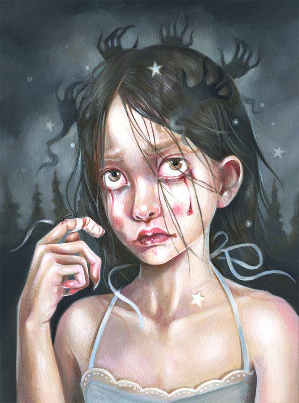 Hanna Jaeun - A Fearful Mind