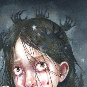 Hanna Jaeun - A Fearful Mind (Detail 1)