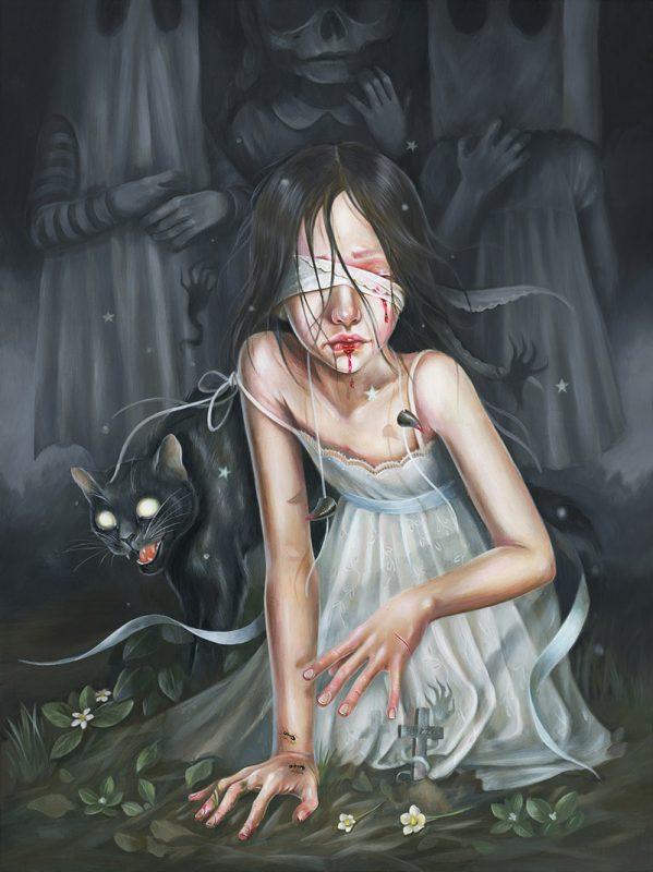 Hanna Jaeun - Buried Under Shadows