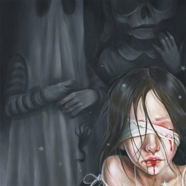 Hanna Jaeun - Buried Under Shadows (Detail 1)