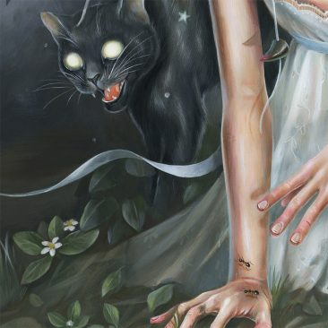 Hanna Jaeun - Buried Under Shadows (Detail 2)