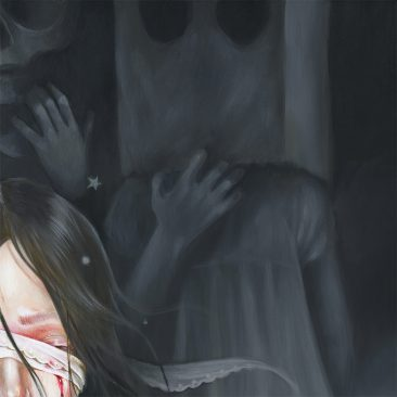 Hanna Jaeun - Buried Under Shadows (Detail 3)