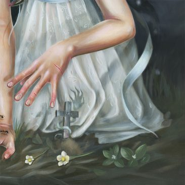 Hanna Jaeun - Buried Under Shadows (Detail 4)