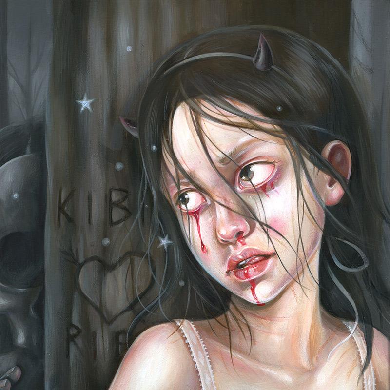 Hanna Jaeun - Hide and go Seek (Detail 1)
