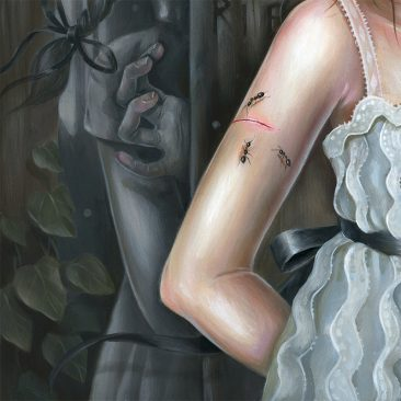 Hanna Jaeun - Hide and go Seek (Detail 2)