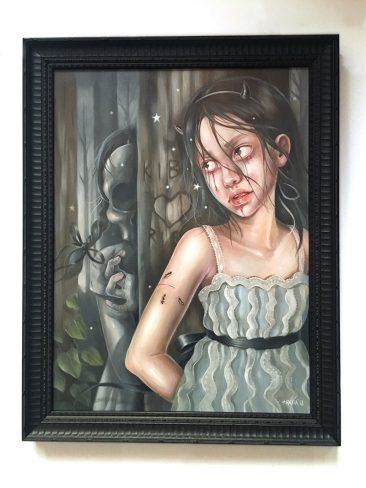 Hanna Jaeun - Hide and go Seek (Frame - Front)