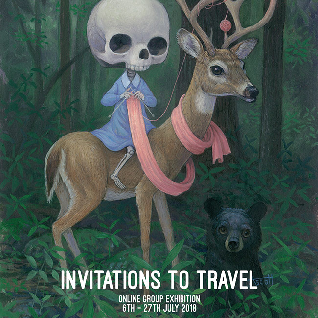 Invitations to Travel - Shop Thumbnail - Thomas Ascott