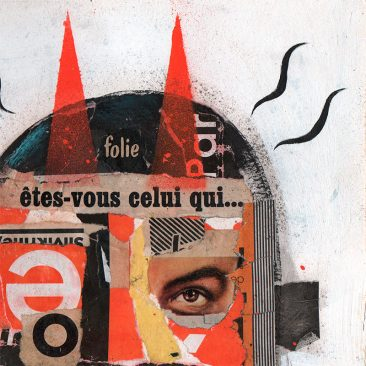 Niark1 - Etes Vous Celui Qui (Detail 1)