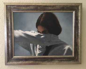 Vincent Cacciotti - Incognito (Framed - Front)