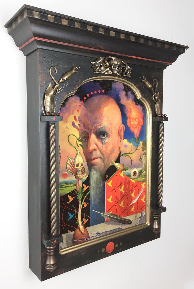 John Walker - Portrait of a Mystic (Side)