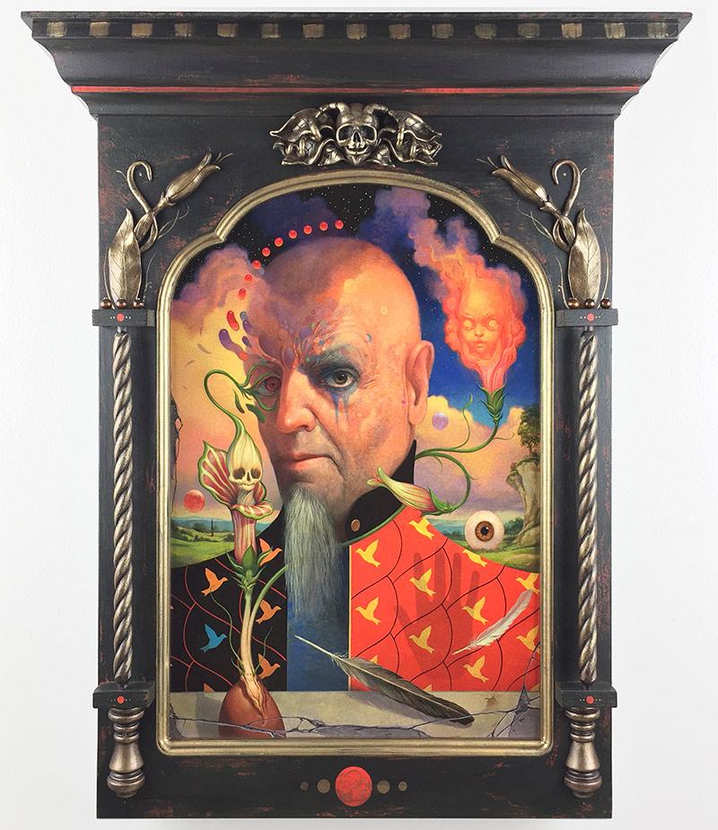 John Walker - Portrait of a Mystic