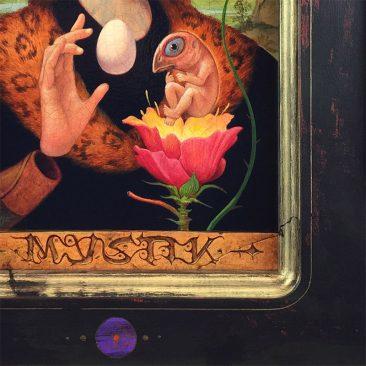 John Walker - Spell of the Mystic (Detail 3)