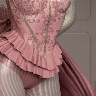 Nathalia Suellen - Grace (Detail 3)