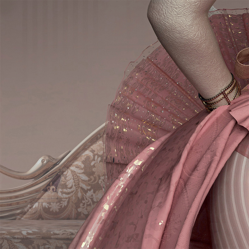 Nathalia Suellen - Grace (Detail 4)