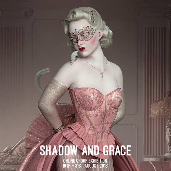 Shadow and Grace - Shop Thumbnail - Nathalia Suellen