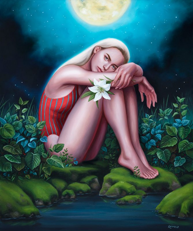 Allison Reimold - Nightswimming