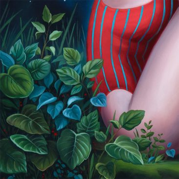 Allison Reimold - Nightswimming (Detail 2)