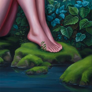 Allison Reimold - Nightswimming (Detail 3)