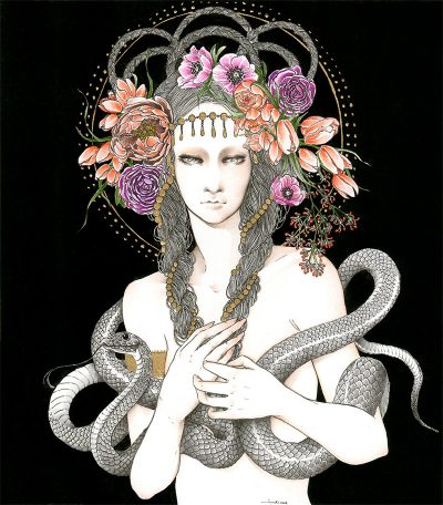 Andi Soto - Temptress