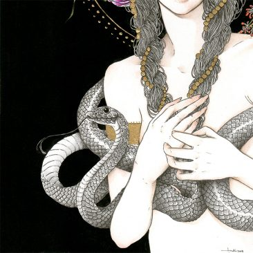 Andi Soto - Temptress (Detail 2)