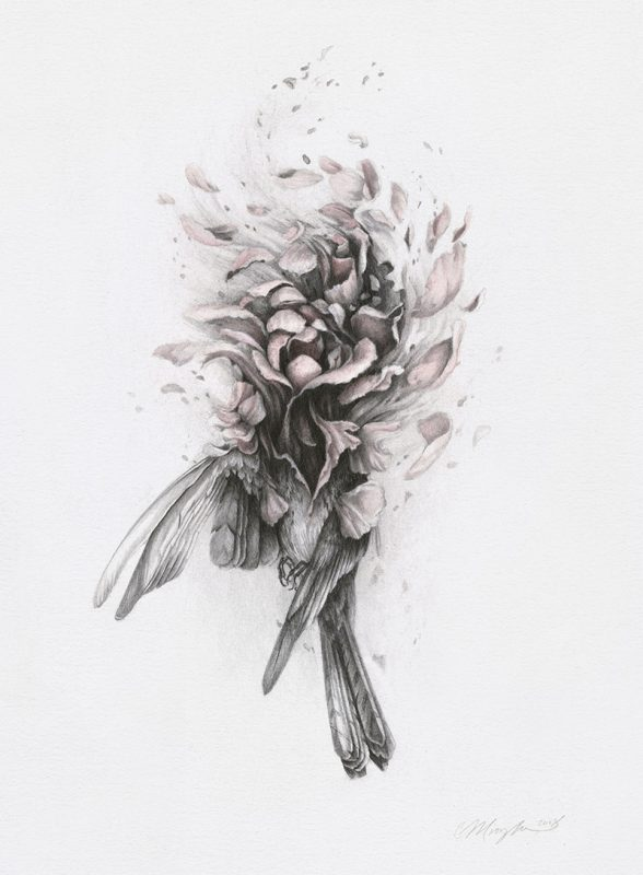 Christina Mrozik - A Breath of Pink