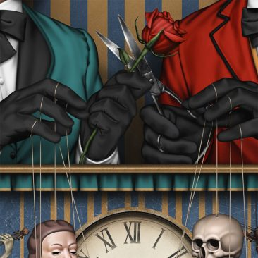Gianluca Gambino - Dance of Death (Detail 2)