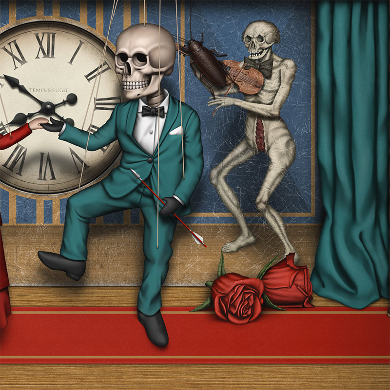 Gianluca Gambino - Dance of Death (Detail 5)