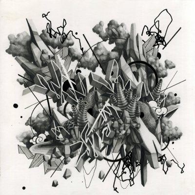 Jeremy Nichols - Untitled Fragment one
