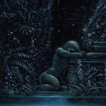 Jesse Jacobi - Forgotten Garden (Detail 2)