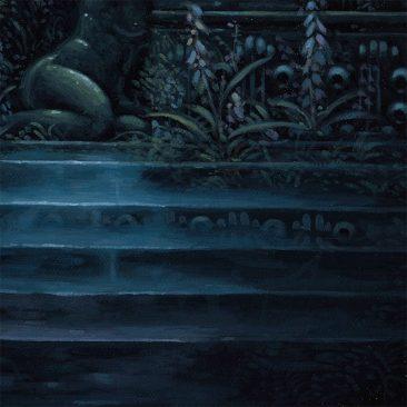 Jesse Jacobi - Forgotten Garden (Detail 3)