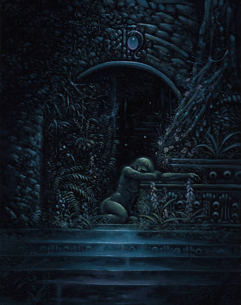 Jesse Jacobi - Forgotten Garden