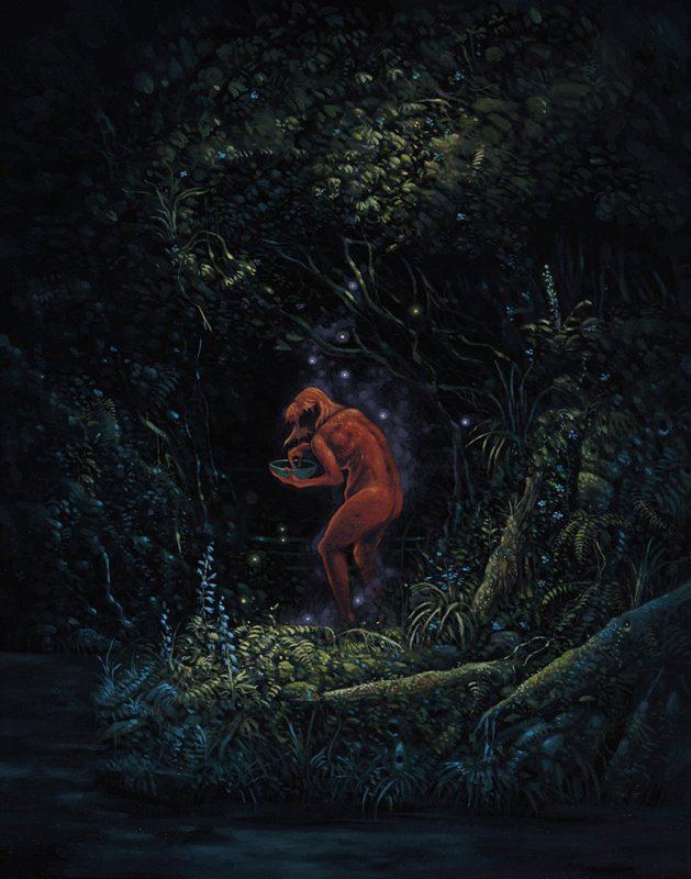 Jesse Jacobi - Red Witch