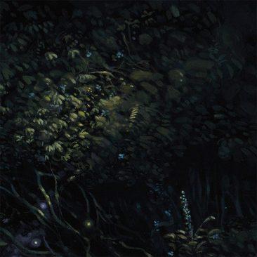 Jesse Jacobi - Red Witch (Detail 1)