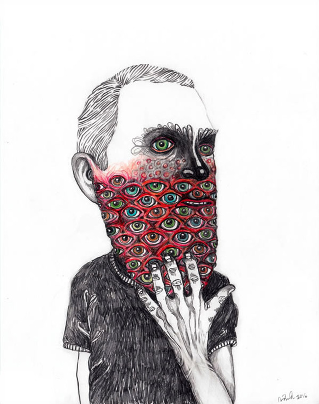 John Casey - Eye Beard