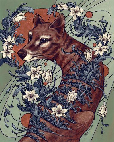 Kate O'Hara - Thylacine