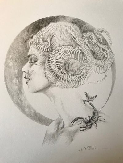 Lara Dann - Venus in Scorpio